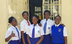 Kenyan School Girls Invent App To End Female Genital Mutilation