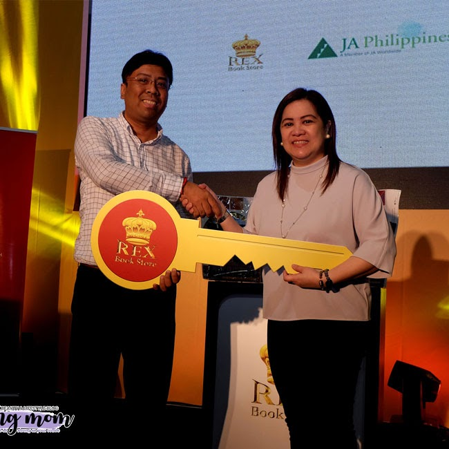 REX Book Store partners with JA Philippines, opens Business Skills Pass program for Filipino learners