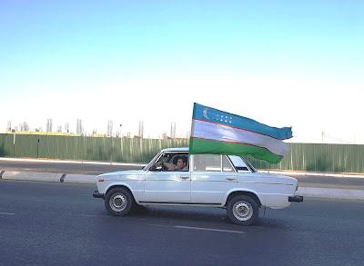 Tashkent taxi