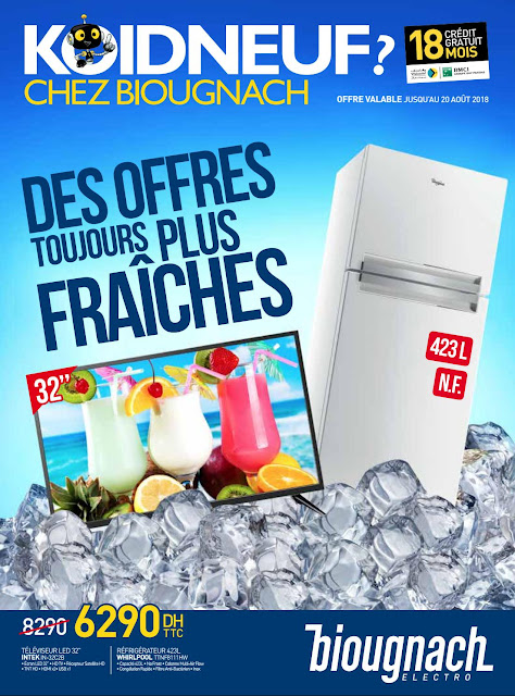 catalogue biougnach juillet aout 2018
