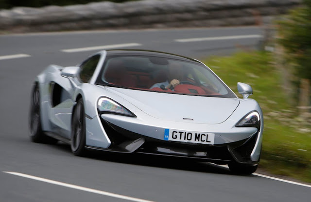 2016 New McLaren 570GT UK audit