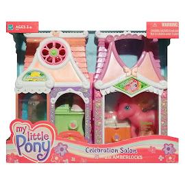 MLP Amberlocks Playsets Celebration Salon G3 Pony