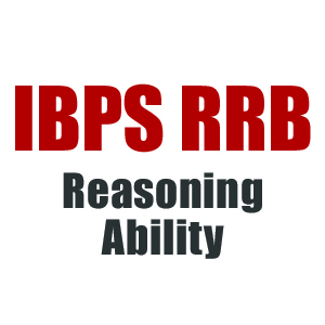 Sitting Arrangement Questions (Parallel Line) For IBPS RRB PO/Clerk 2018