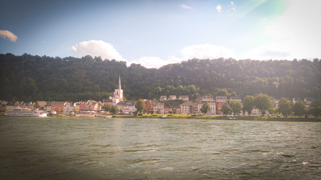 Sankt Goar; Valea Rinului, Germania