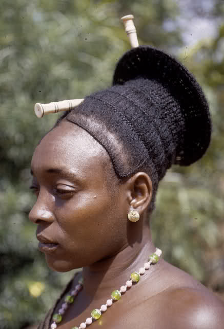African Traditional hairstyle
