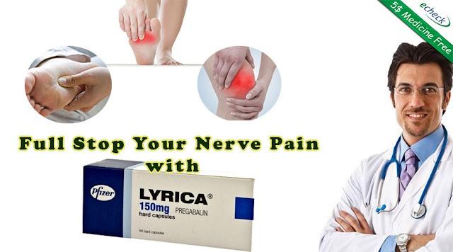 Buy Lyrica for Nerve Pain