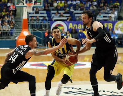 Kostas Sloukas - Fenerbahçe Doğuş