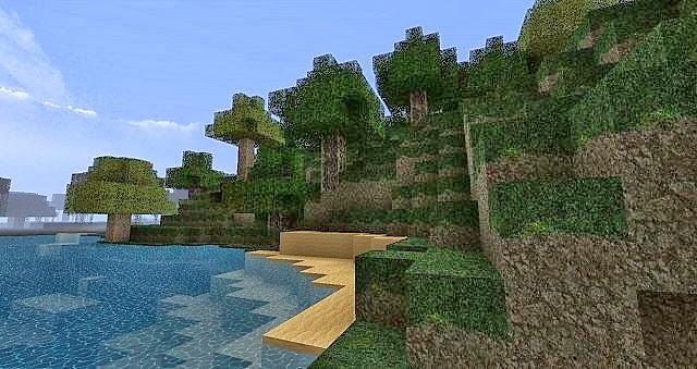 Minecraft Texture Packs BlueGamerzTM's Skyrim 1.5.2   Minecraft Free Download