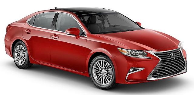 Lexus ES Sedan 2017