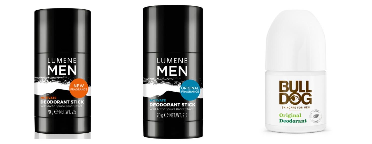 Alumiini Deodorantti