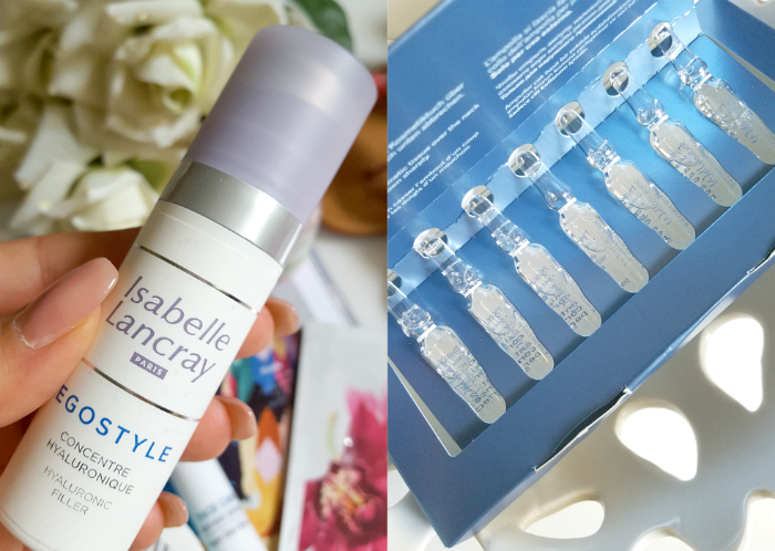 Wellmaxx Hyaluron + sea and silk Anti-Wrinkle Skin Optimizer - Isabelle Lancray Egostyle Hyaluronic Filler
