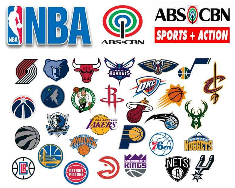 NBA on ABS-CBN Sports+Action and Channel 2 2018-19 Season