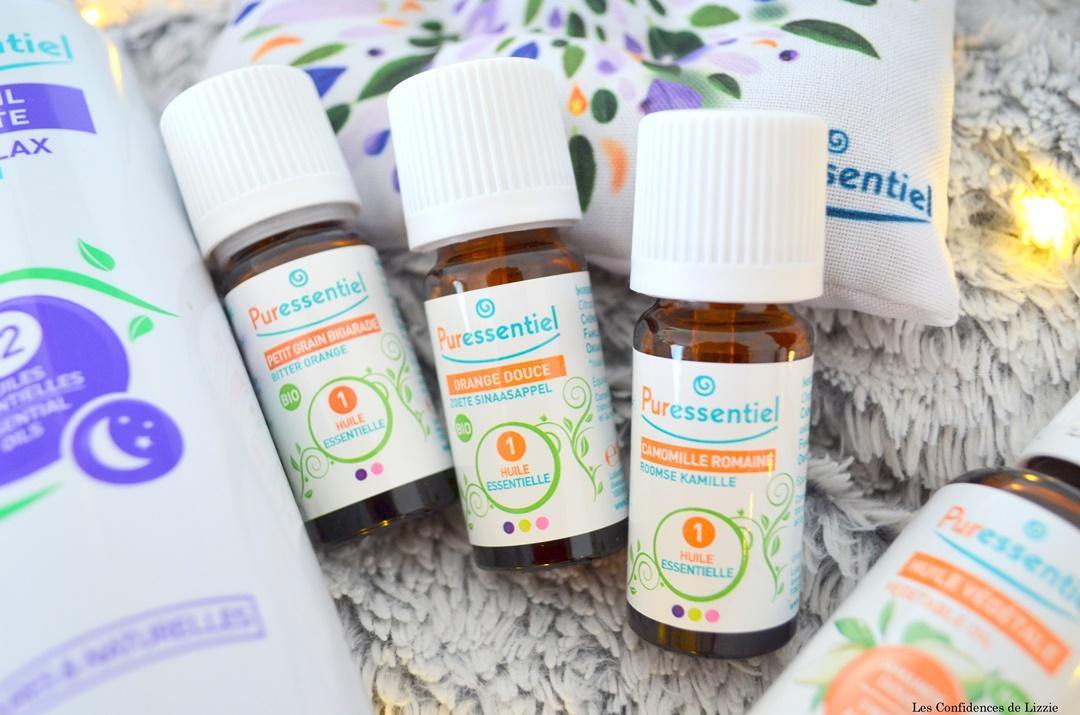 dormir - detente - stress - anxiete - huiles essentielles - bien dormir