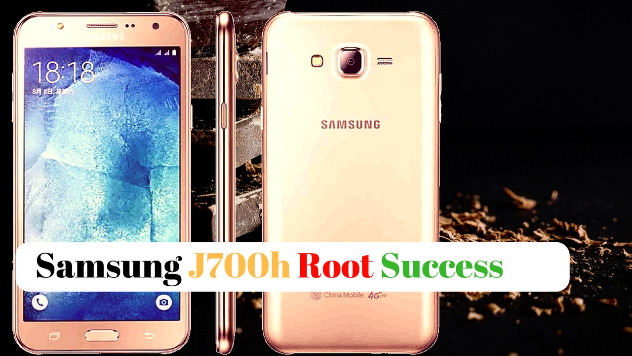 How to root Samsung J700h 6 0 1 Auto Root file With Odin