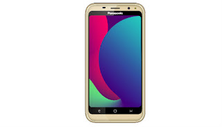 The telephone completely contains the decent await Panasonic P100 launched, inwards entry-level segment