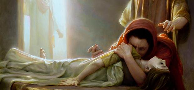 A Flha de Jairo (série Milagres de Jesus)