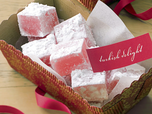 ll finally understand why Edmund was tempted into joining the White Witch in How to Make Turkish delight