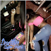 Lady Passes Out Heavily After Getting Drunk On Her Birthday - PHOTOS