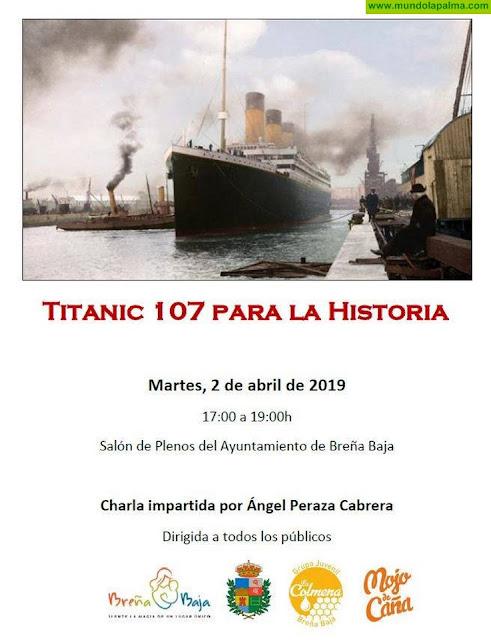 """TITANIC"", 107 para la historia"