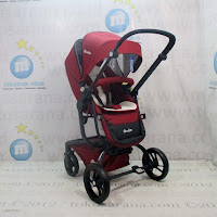 CocoLatte CL100N Quantum Baby Stroller