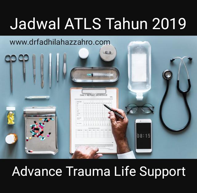 Jadwal Pelatihan ATLS JUNI 2019