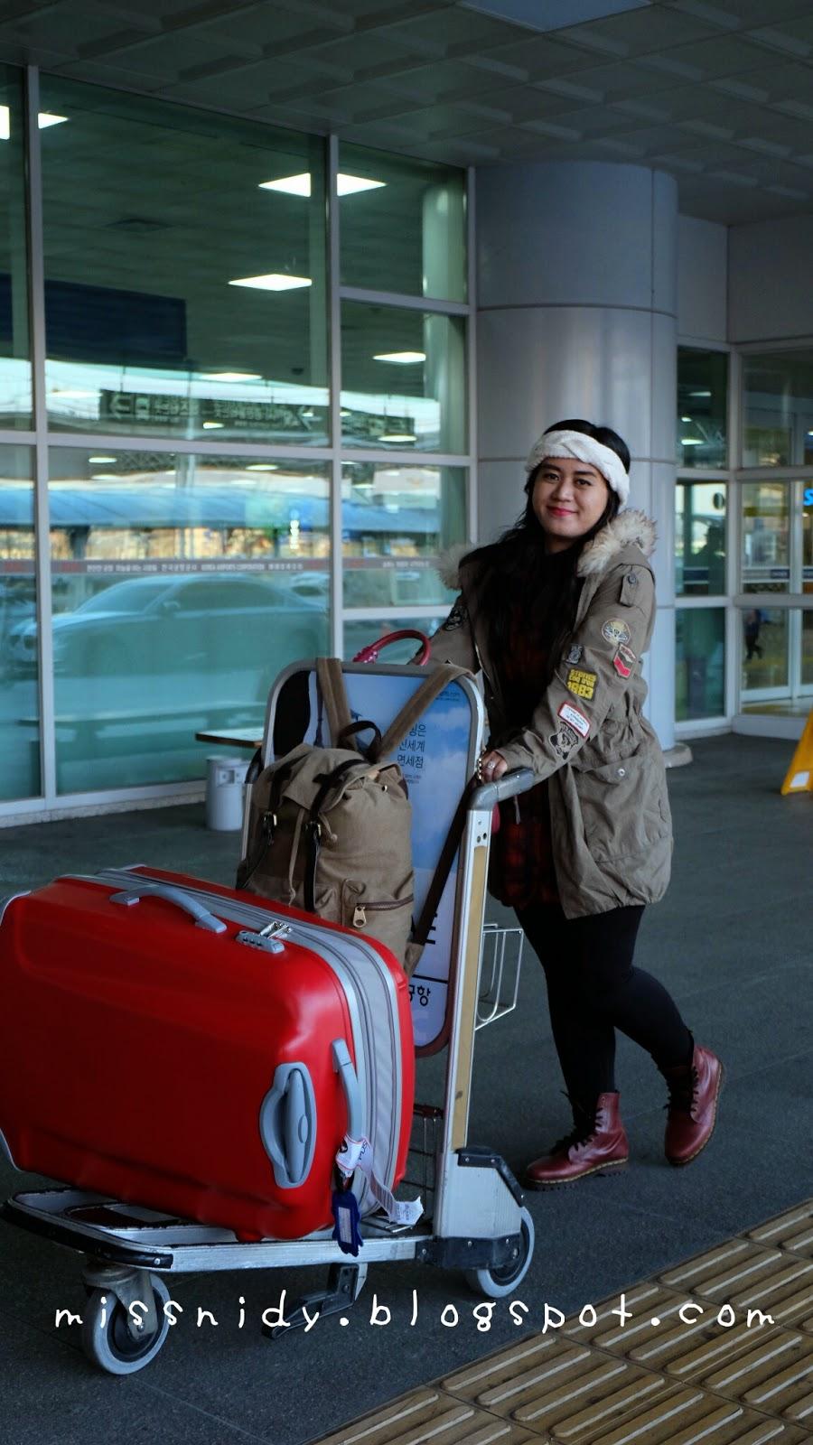 backpacker ke korea selatan