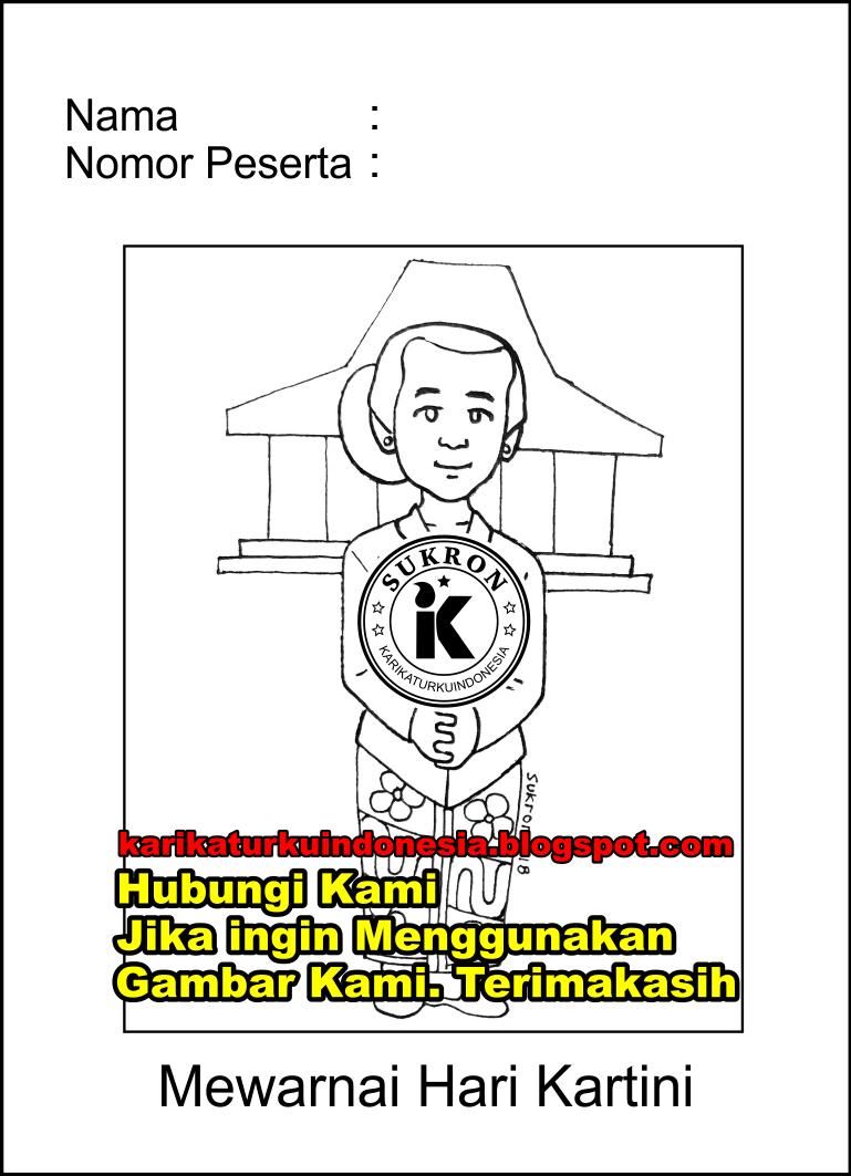 76 Gambar Karikatur Ra Kartini
