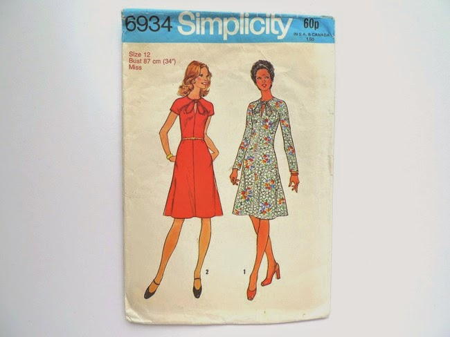 Tilly and the Buttons: More of My Favourite 1970s Sewing Patterns ...