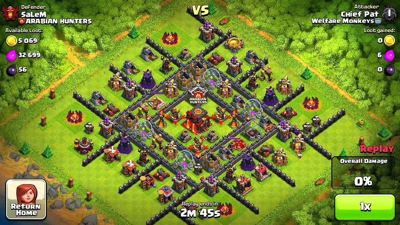 gem heroes in clash of clans