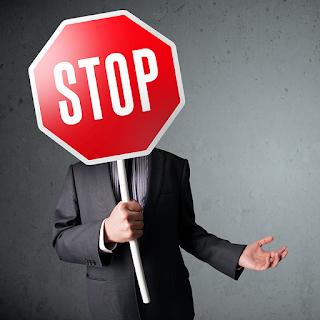 ¿Cómo detener una auditoría?