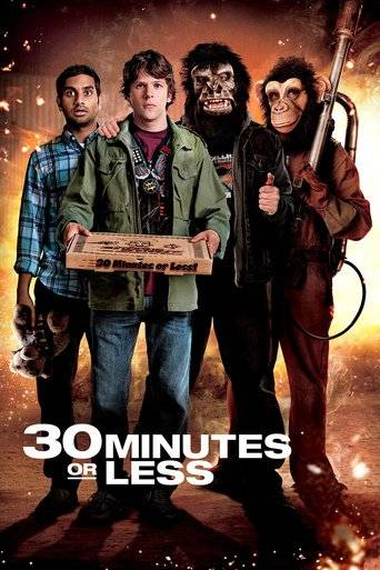 30 Minutes or Less (2011) ταινιες online seires oipeirates greek subs