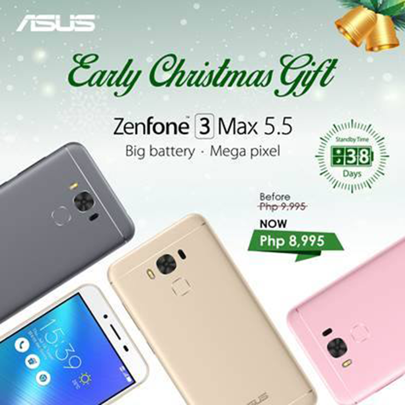 Three ASUS Phones are On SALE FOR The Holidays!