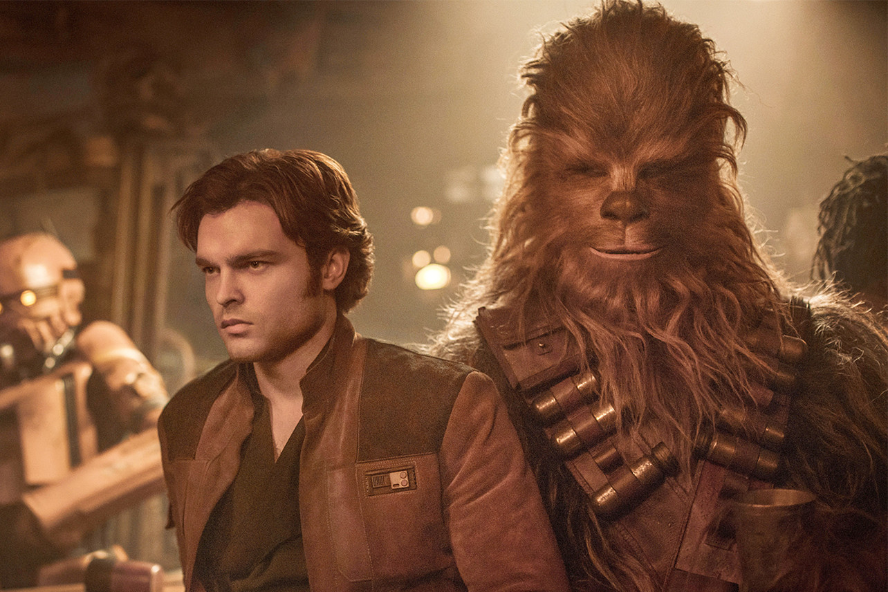 Why Is 'Solo: A Star Wars Story' So Hard to Find on Netflix?