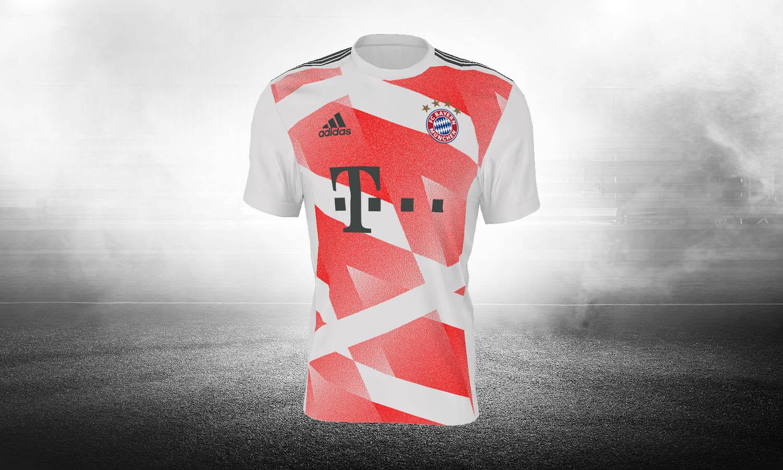 Fc Bayern Trikot 17/18 Auswärts