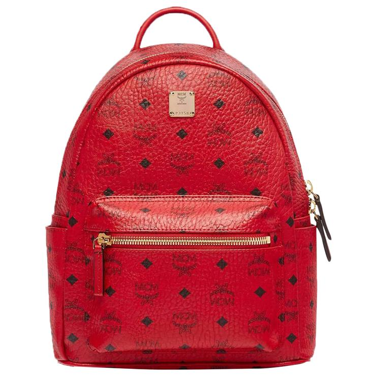 Then You Will Feel Full Of Accomplishment Because People Cannot Forget Never In This Life Can Rest Assured Red Mcm Backpack