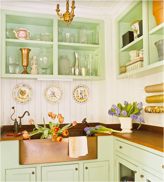 small cottage kitchen designs