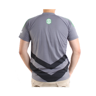 Baju Kaos Jersey Gaming Team OG gray
