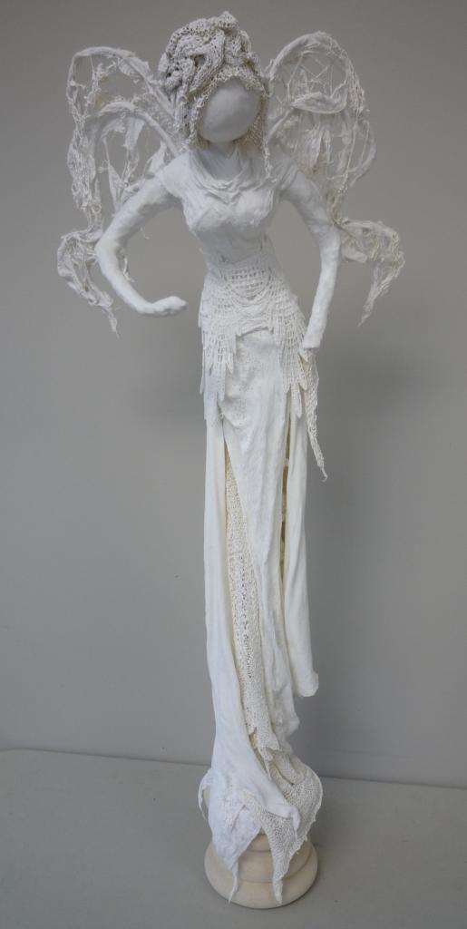 anioł tekstylny