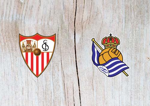 Sevilla vs Real Sociedad - Highlights 10 March 2019