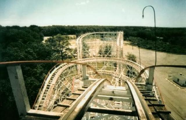 parco divertimenti abbandonato, Usa, Lincoln Park
