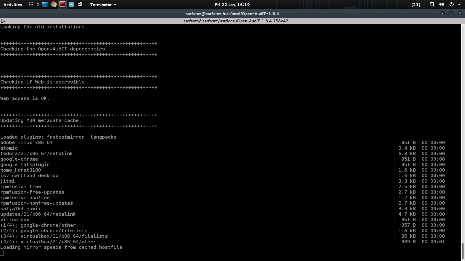 How-to-install-and-Configure-Open-AudIT-on-CentOS-6/7 - Techs2resolve