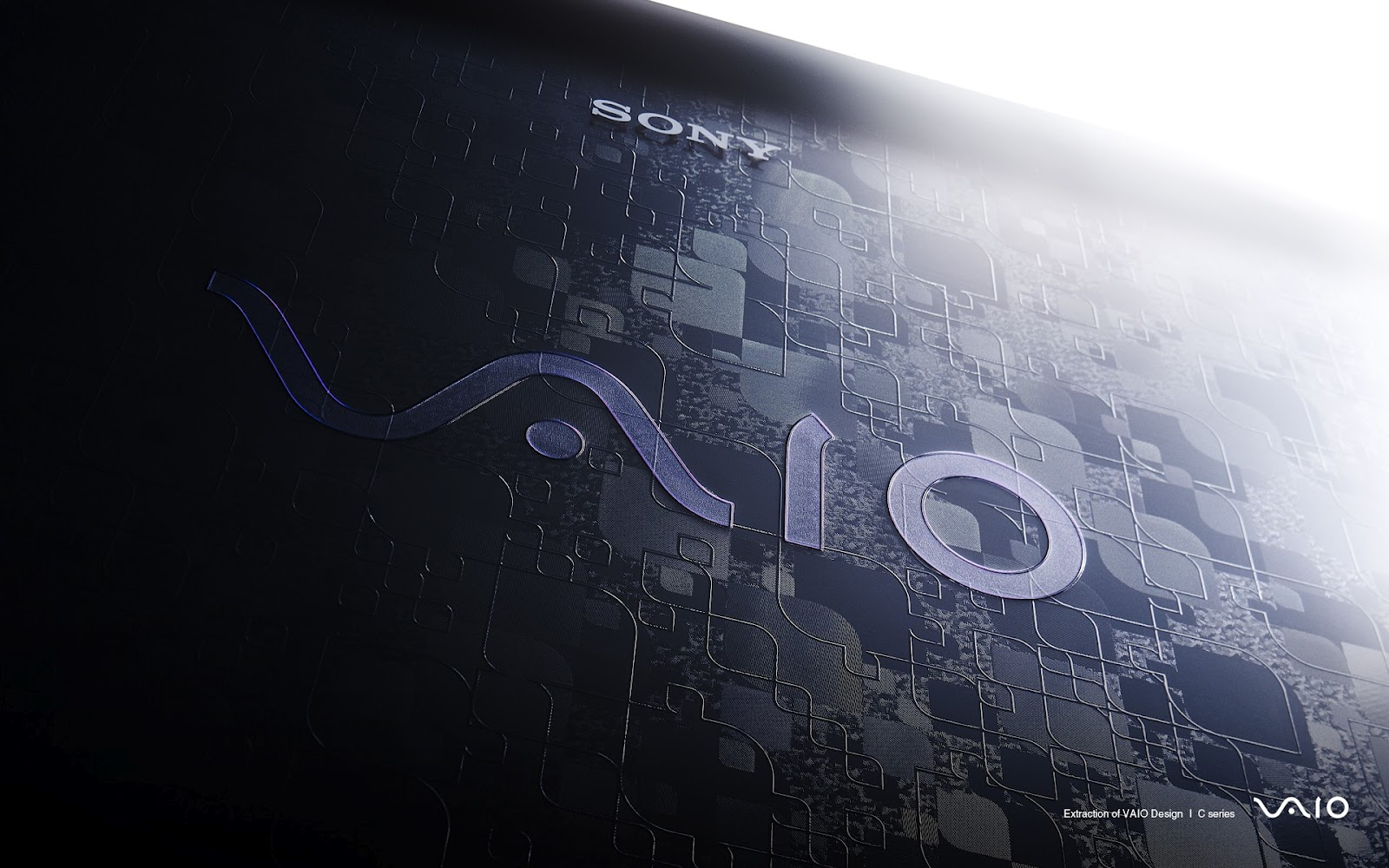 sony vaio extraction design hd wallpapers