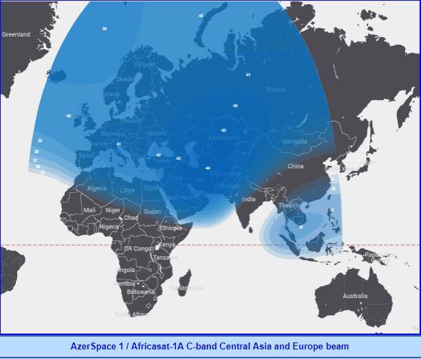 تعرف على الطريقة الوحيدة لاستقبال القمر azerspace 46°e