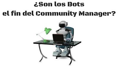 los-bots-el-fin-del-community-manager