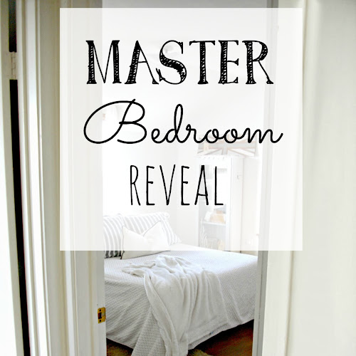 Whole House Redo - Master Bedroom Reveal