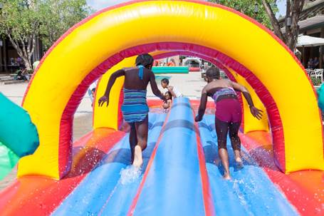 Egg-citing Holiday Fun With @SilverstarZA At #Easter Playground