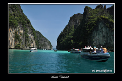 krabi to do list, krabi place to visit, tips ke krabi thailand, phi phi, cano di krabi, kayak di krabi, emerald pool, blue pool, sewa motor di krabi, wisata krabi, tiger caves, huay to waterfall