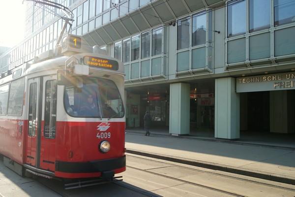 vienne vieux tram