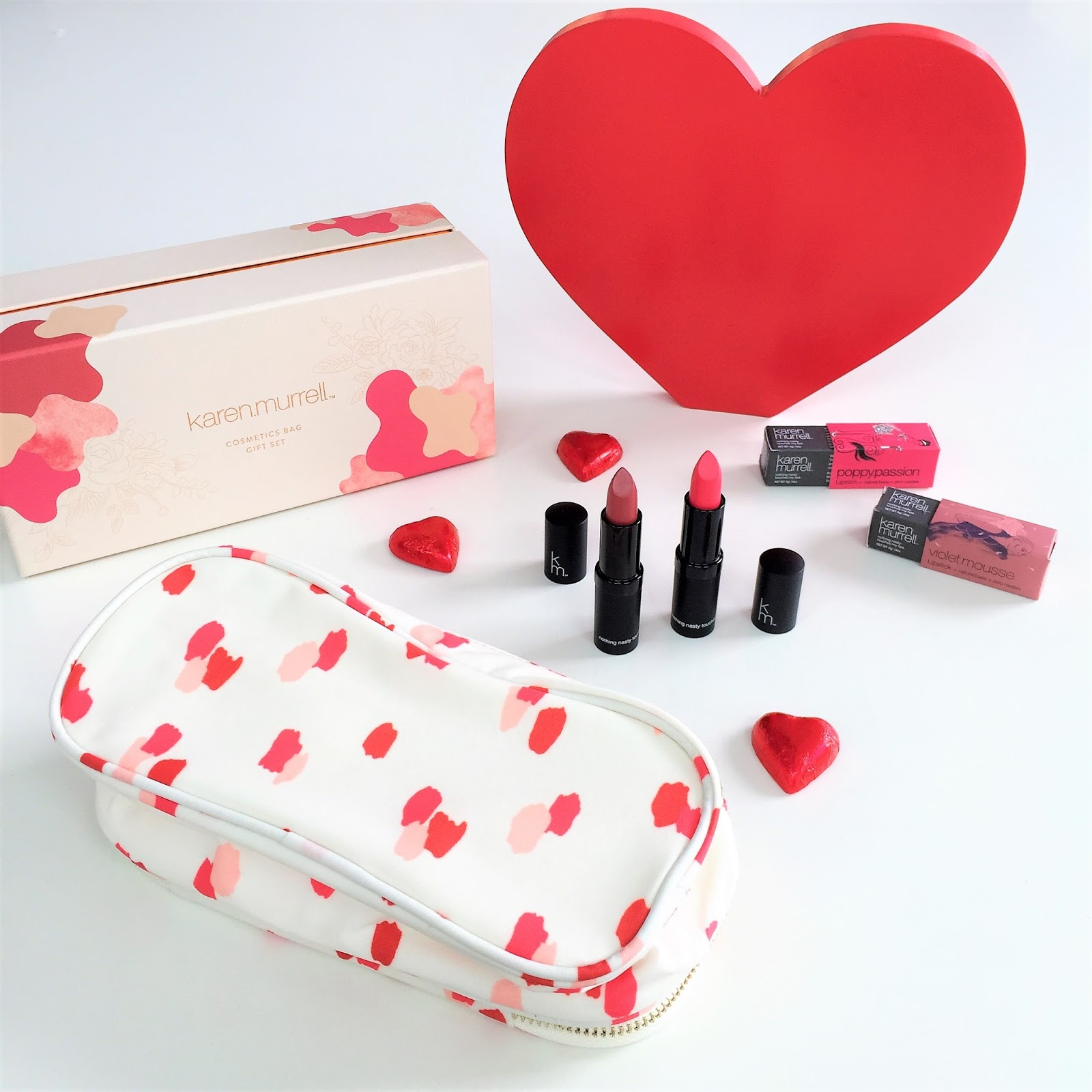 KAREN MURRELL VALENTINE'S DAY GIFT IDEA | The Beauty & Lifestyle ...