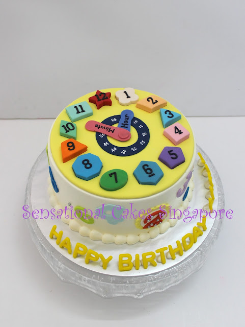 time cake singapore